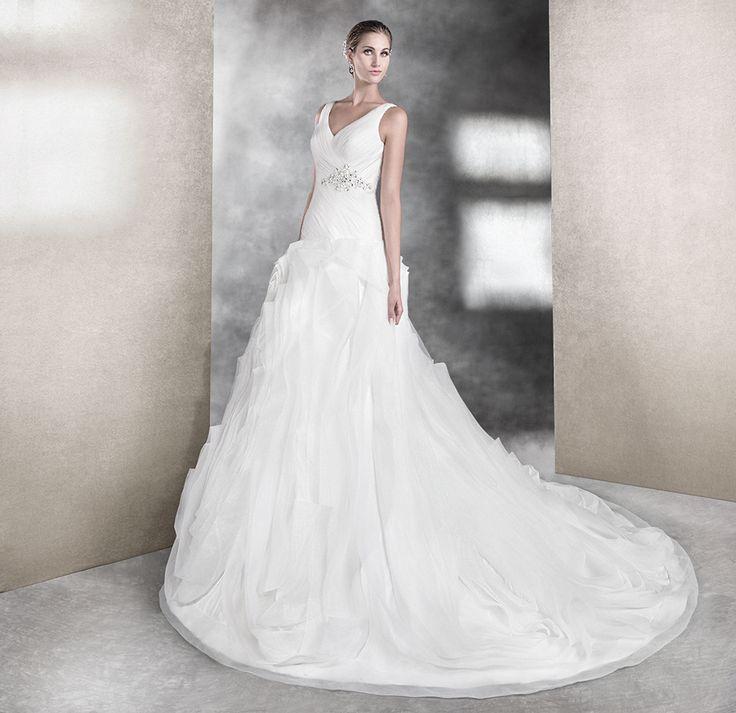 42 besten Brautkleider Bilder auf Pinterest | Kleid hochzeit ...