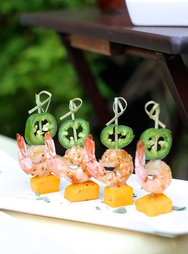 Party food ideas: 25 yummy and delicious recipes!