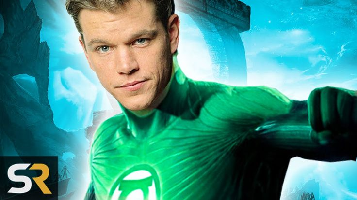 10 Famous Actors In Line To Play The Green Lantern In The Justice League...