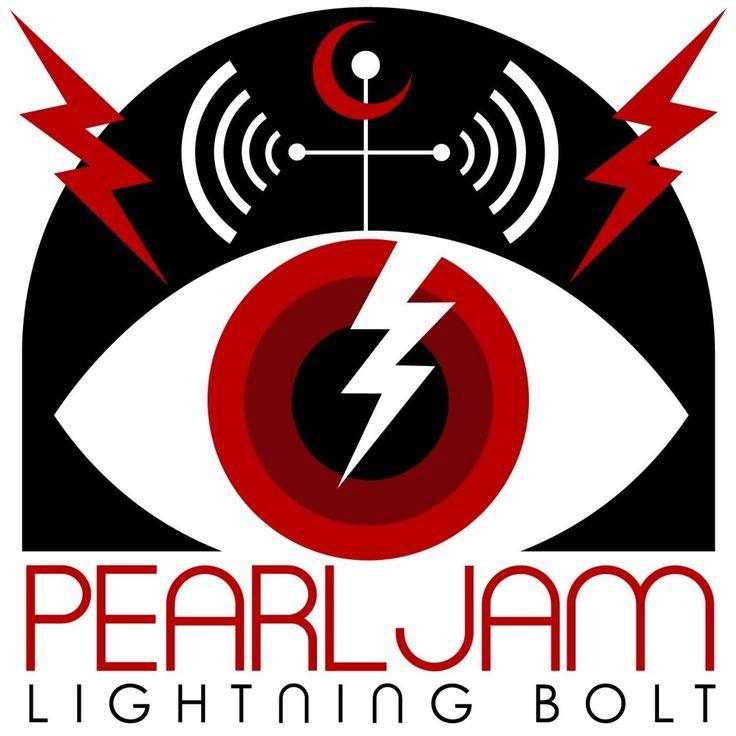 """Pearl Jam, """"Lightning Bolt"""", 2013, album"""