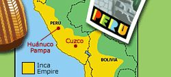 Investigate the Inca Empire (interactive Archaeology activity)