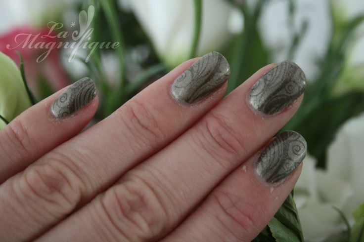 shellac forbidden collection steel gaze amp night glimmer