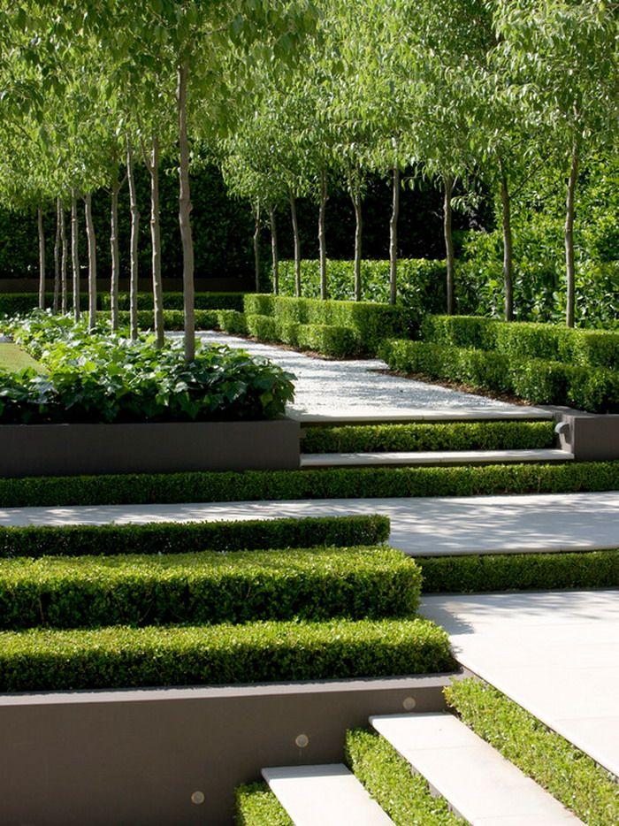 189 best garden design images on pinterest backyard for Formal japanese garden