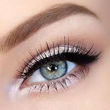 Amazing Natural Makeup Looks !    Everyday makeup, makeup for blue eyes subtle eyeliner