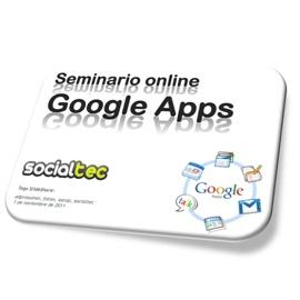 Video-curso: Google Apps para el trabajo colaborativo y la eficiencia personal por 30€
