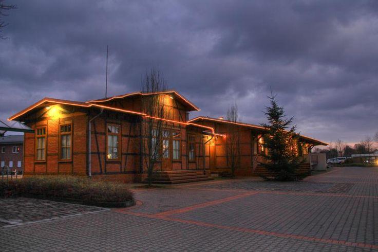 Bahnhof von Schloß Holte