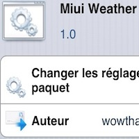 La météo locale sur votre homescreen grâce au tweak Miui Weather iWidget - http://www.applophile.fr/la-meteo-locale-sur-votre-homescreen-grace-au-tweak-miui-weather-iwidget/