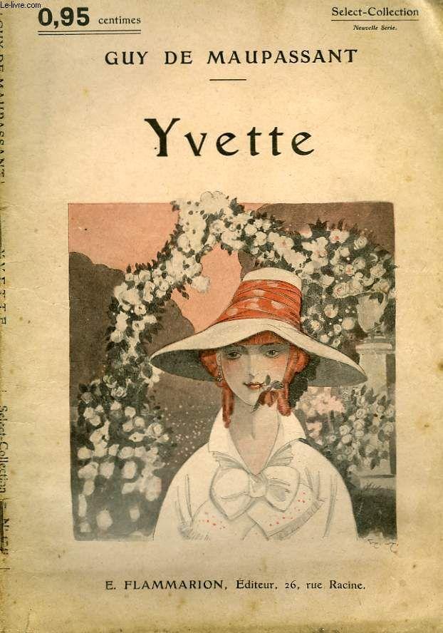 Yvette by Guy de Maupassant