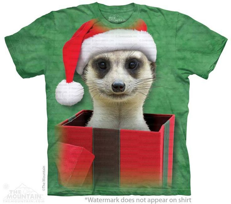 """Meerkat Present T-Shirt - BLACK FRIDAY SALE - 10$ OFF YOUR 35+ ORDER - USE CODE: """"BLACKTEN"""" - 25$ OFF YOUR 75$+ ORDER - USE CODE: """"BLACK25""""  EXPIRES 11/29/13 MIDNIGHT PST  EPIC T-SHIRTS - CHRISTMAS GIFTS BLACK FRIDAY - LARGE DISCOUNT T-SHIRTS - T-SHIRTS FOR KIDS - T-SHIRTS FOR WOMEN - AWESOME T-SHIRTS - BLACK FRIDAY SALE - BLACK FRIDAY T-SHIRTS"""