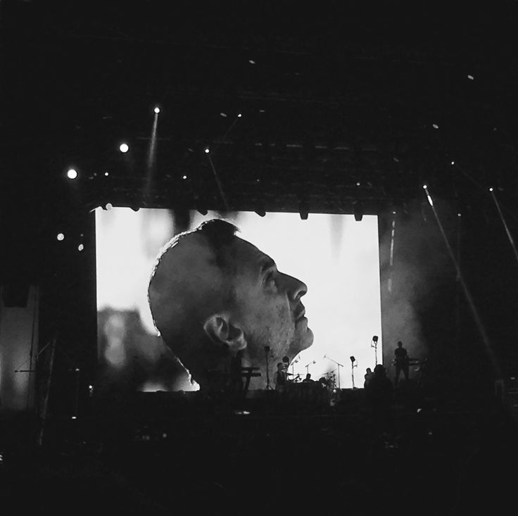 Depeche Mode in Nos Alive 2017, Portugal. https://www.instagram.com/katritamminen