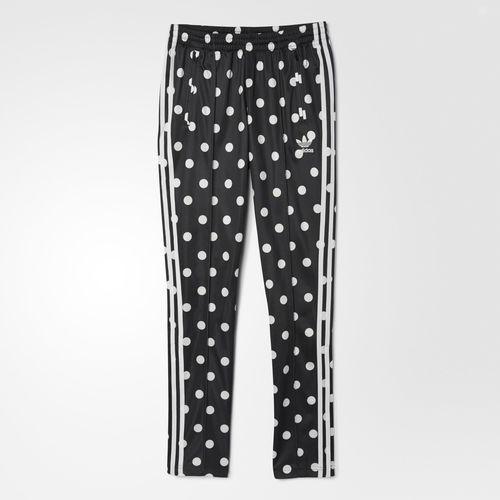 adidas Slim Supergirl Track Pants - Sort | adidas Denmark