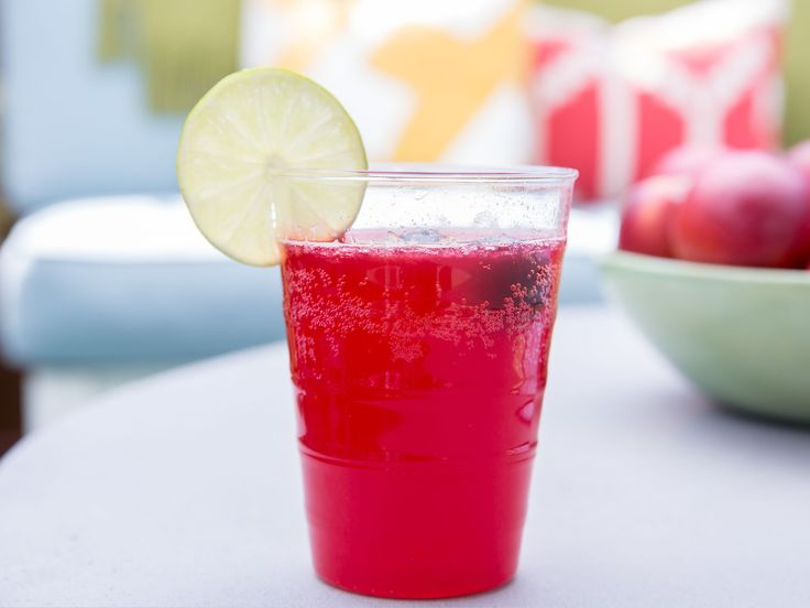 Cherry-Lime Rickey recipe from Food Network Kitchen via Food Network (Season 10 -- Pump Up Your Summer Party)