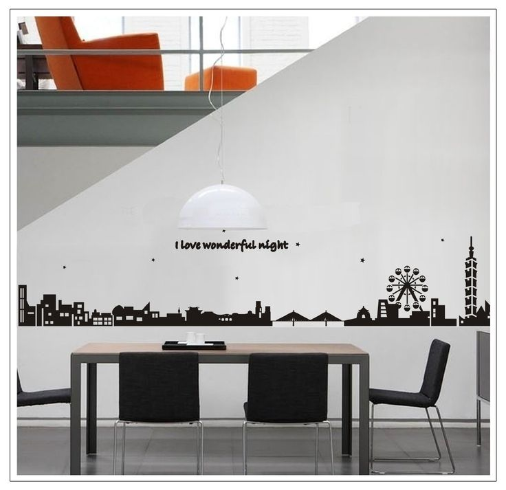 149 Best Wall Decals Images On Pinterest