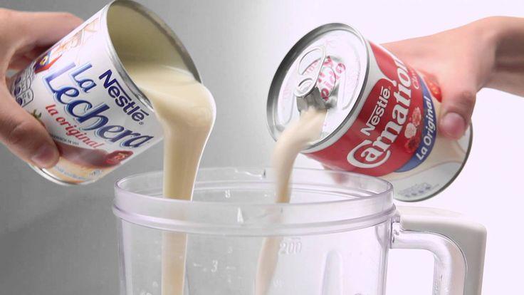 Recetas Nestlé gelatina mosaico