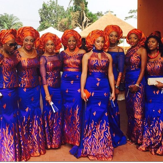Best 25 African Bridesmaid Dresses Ideas On Pinterest