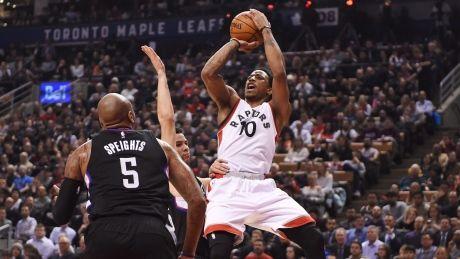DeMar DeRozan returns to score 31 in Raptors' win over Clippers