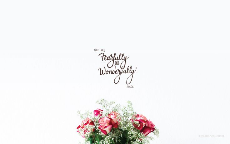 """Psalm 139:14 