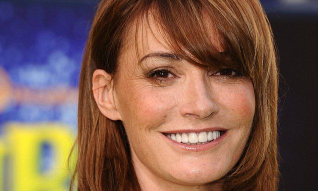 Sarah Parish on howexercise can help conquer grief   Daily Mail Online