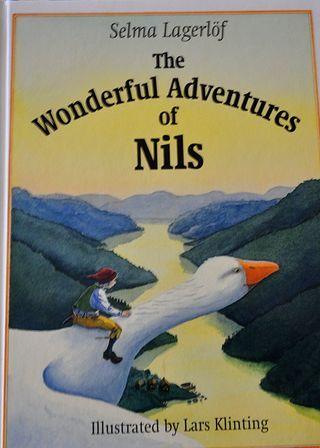 The Wonderful Adventures of Nils, by Selma Lagerlof