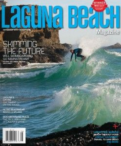 Meet Laguna's most promising surfing groms, see where skimboarding is headed and hear from residents about the skateboarding laws. Plus, dog-friendly Laguna, artist Paul Darrow, retro swimsuits, lawn bowling, wedding venues, Woods Cove, volleyball, beach to-go, travel to San Diego and more. #laguna #lagunabeach #magazine #beach #OC #Orangecounty #Surfing #Swimming #Skimboarding #Skateboarding #art #style #fashion #pets #weddings #sports #nature #outdoors #travel