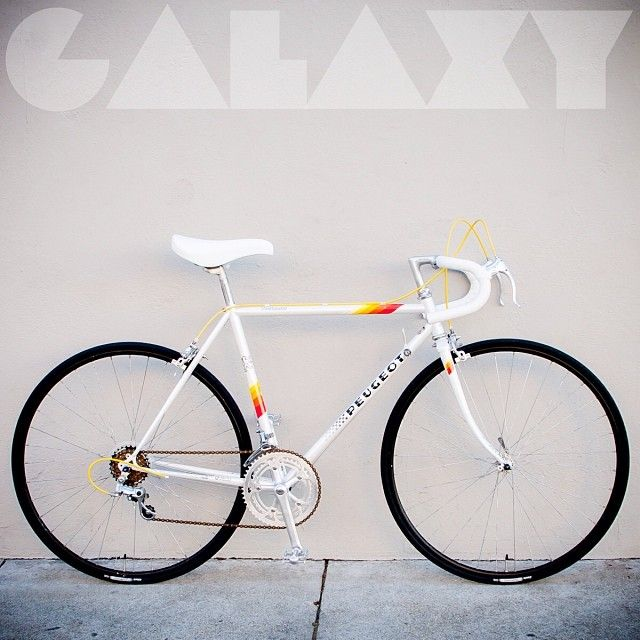 1986PEUGEOT By Galaxy bikes
