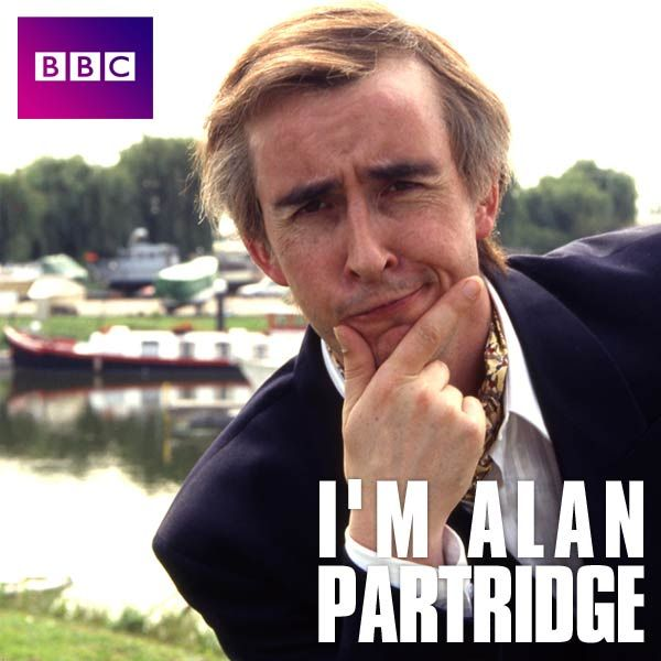 Steve Coogan as Alan Partridge.  The man is a genius. He made me laugh so hard I vomited.