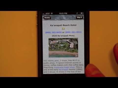 Maui Revealed App Demo