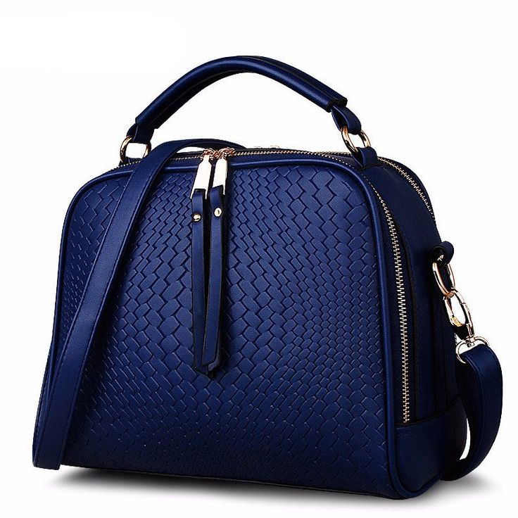 2016 Spring Women Bags Weave Tassel Women PU Leather Handbags Women Shoulder Bag Ladies Casual Women Messenger Bags New BH1150
