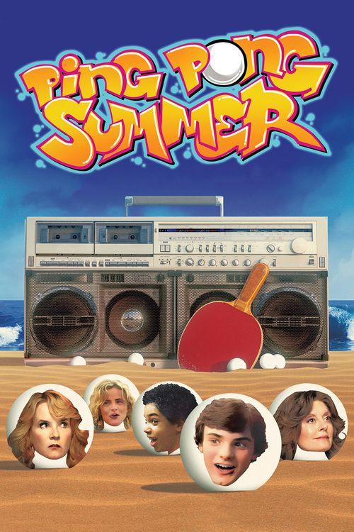 Watch Ping Pong Summer Full-Movie
