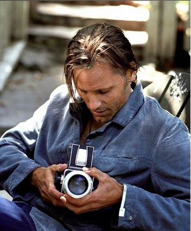 There's no excuse to be bored. Sad, yes. Angry, yes. Depressed, yes. Crazy, yes. But there's no excuse for boredom, ever. VIGGO MORTENSEN