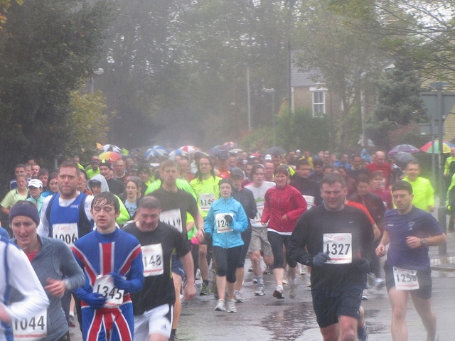Bonfire Burn 10k Run 2012, via Flickr.