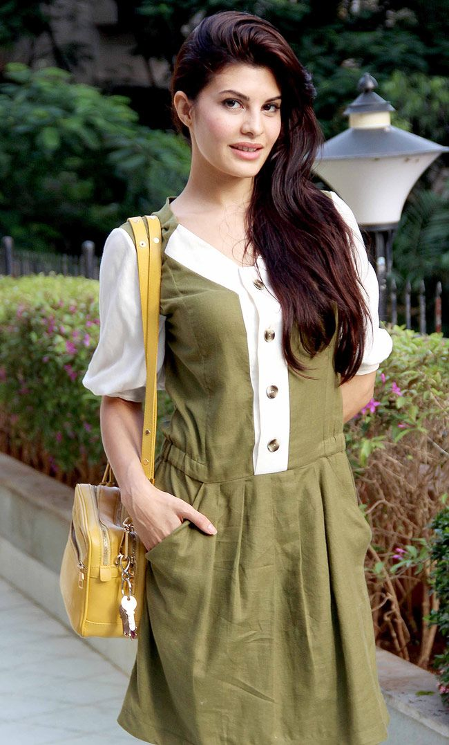 Jacqueline Fernandez [Jacqueline Fernandez #Bollywood #Fashion #Style]