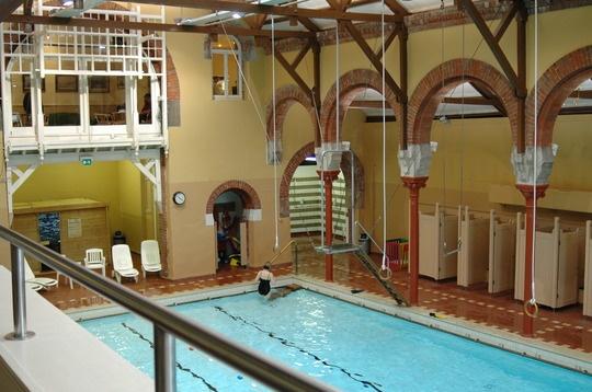 Drumsheugh Baths Cool Pools House Swimming Pools