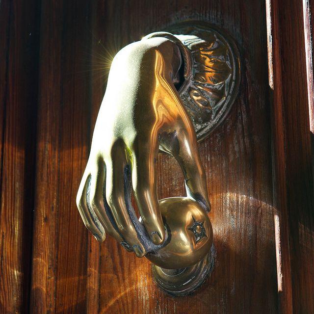 Doorknob - Barcelona, Spain