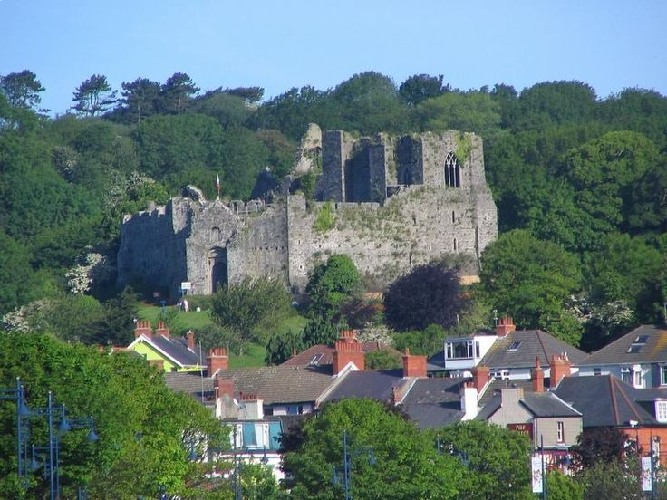 Oystermouth Castle | Heritage | Pinterest