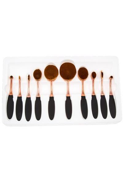 Mermaid Multipurpose Makeup Brush Set