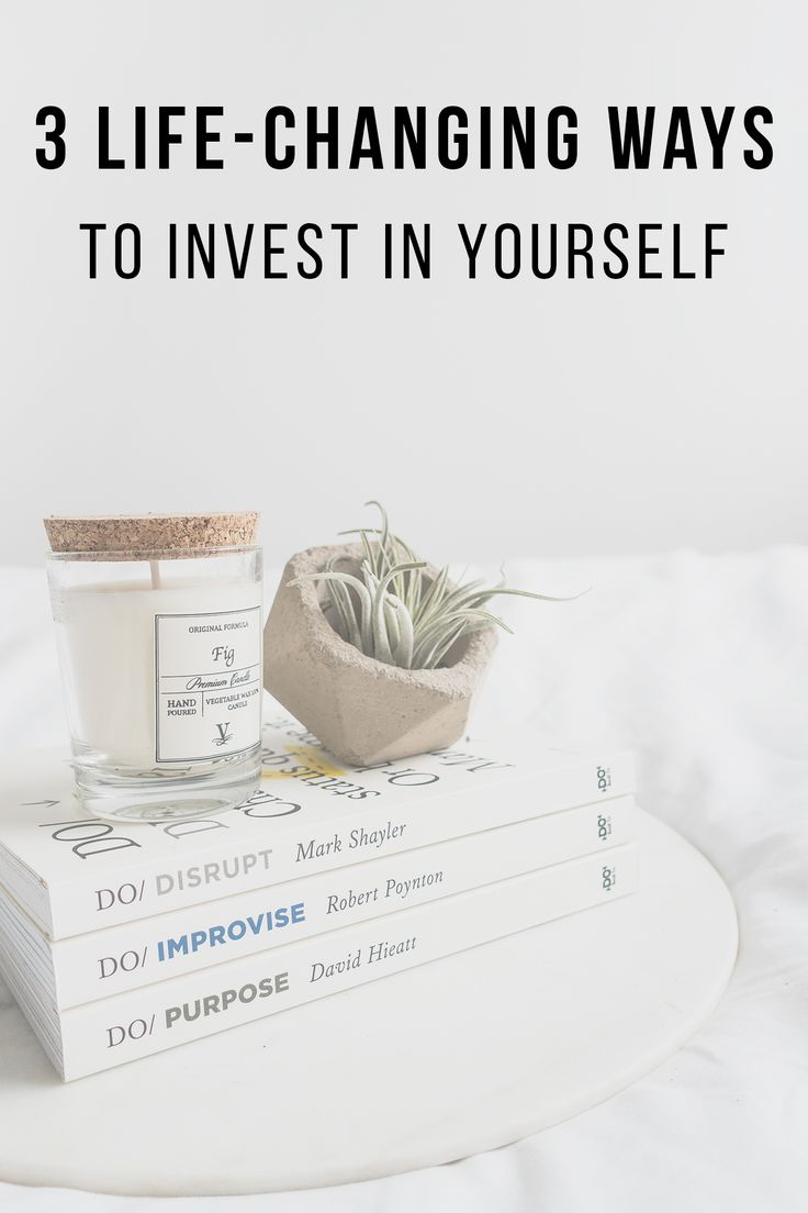 Investing in yourself can be the most beneficial investment you'll ever make. If you want to achieve a better quality of life, be more successful and productive, and feel satisfied with your achievements, putting the effort into investing in yourself will play a huge role in achieving those goals.