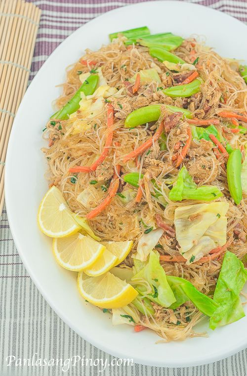 I have compiled 30 of our different ways to make Pancit in this post so that you can easily browse and choose your favorite pancit dishes.