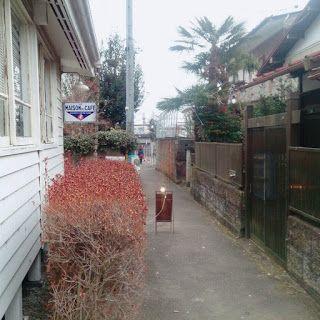 宮島工務店のスタッフブログ: 路地裏の魅力