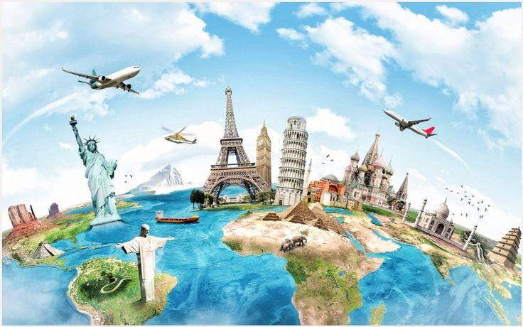 World Of Travel Wallpaper | world travel wallpaper