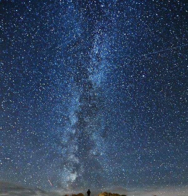Pin Oleh Pemandangan Alam Di Pemandangan Alam Terindah Sky Night