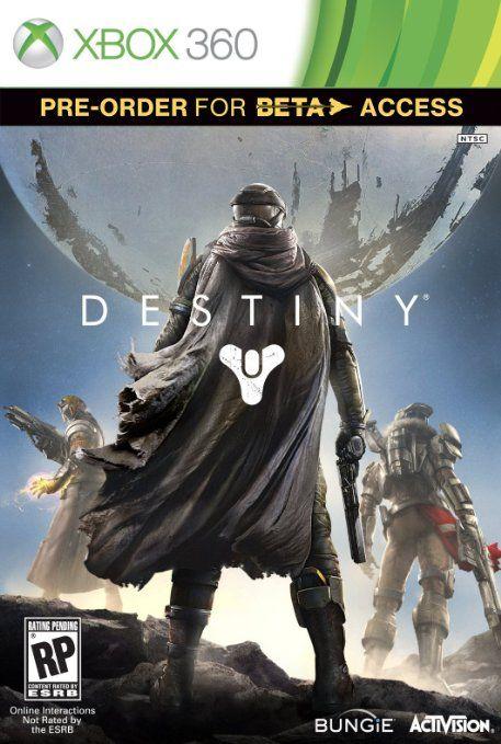Amazon.com: Destiny - Xbox 360: Video Games