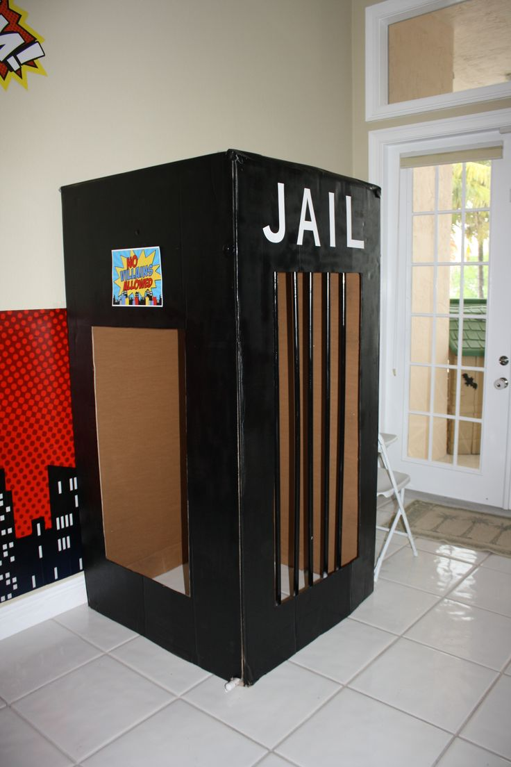 Jail and bail game