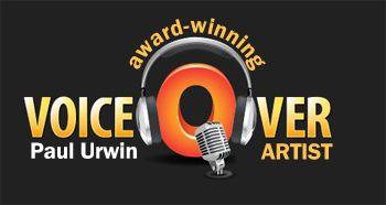 Paul Urwin, British Voiceover Man