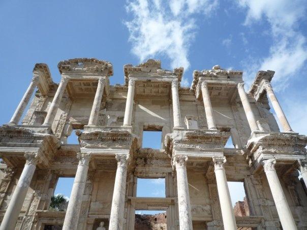 Ephesus- Turkey