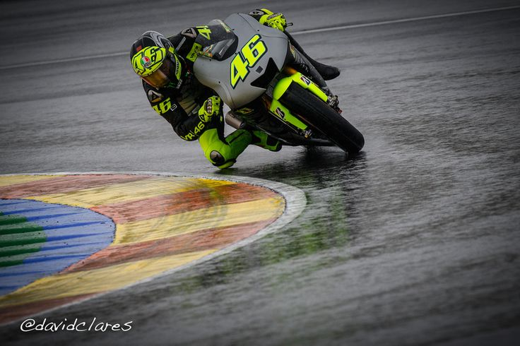 Valentino Rossi is back!