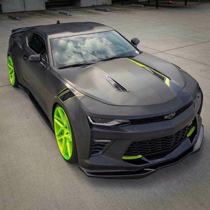 Camaro2018Ss #supercars
