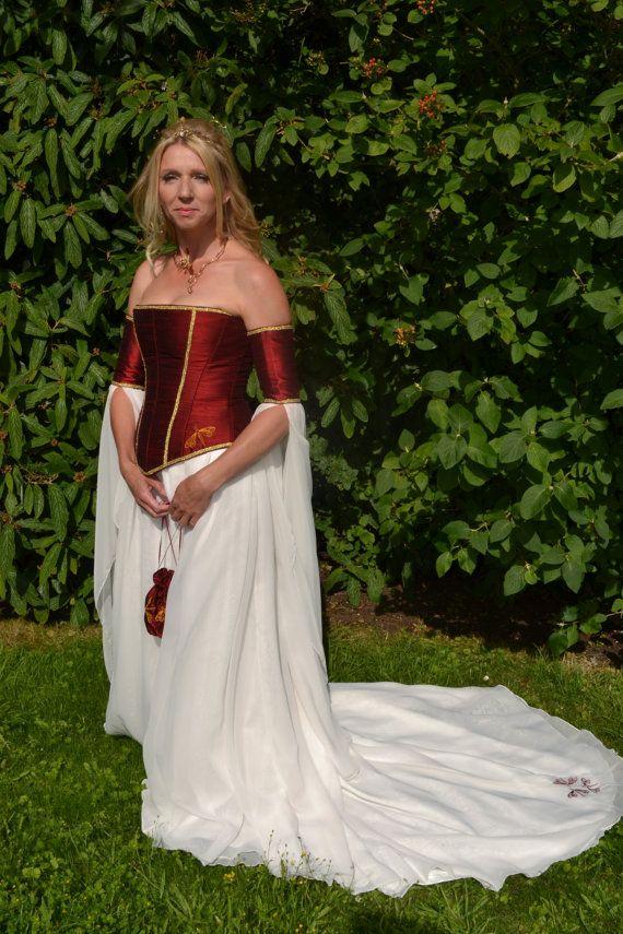 Alternative Wedding Dresses Bristol : Best images about renaissancemedieval fantasy wedding