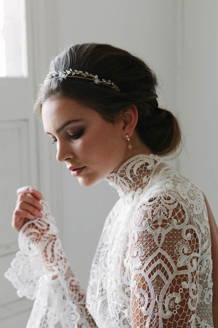 Be Bespoke Bridal Headpieces Ireland - Find this pin and more on bridal headpieces