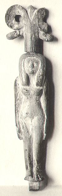 Goddess of Lower Egypt, Gift of Edward S. Harkness, 1922 Metropolitan Museum of Art, New York, NY http://www.metmuseum.org/art/collection/search/560965
